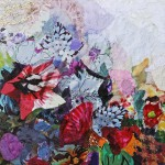 Blomsterskrænt 30x30cm